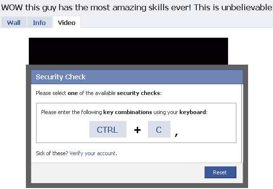 Security check - keyboard, шаг первый