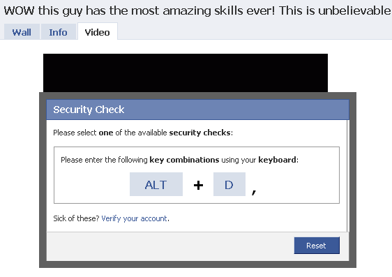 Security check - keyboard, шаг второй