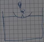 Задачка про человека с чемоданом в лодке - нестандартный исход
